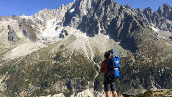Bébé en montagne: Altitude, remontées mécaniques et quelques recommandations