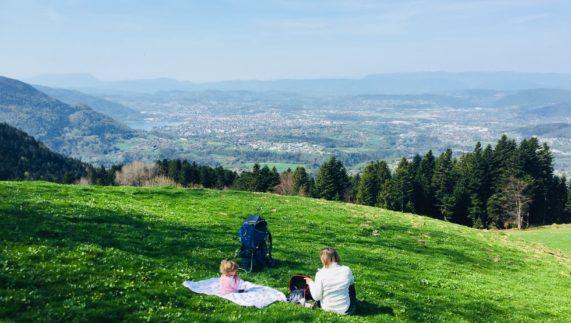 Les 5 plus belles randonnées faciles et familiales près d'Annecy